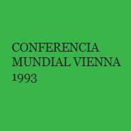 Conferencia Mundial Viena 1993