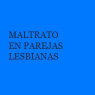 Maltrato en parejas lesbianas