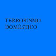 Terrorismo doméstico
