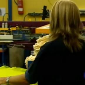 Reportaje sobre Cailu y Fundación Genus, TVE