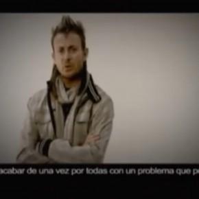 Movimiento Yo grito contra la violencia de género, Telediario de la 1ª, TVE