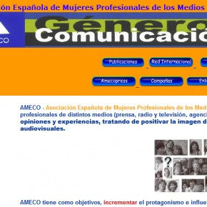 AMECO - Asociación Española de Mujeres Profesionales de los Medios de Comunicación