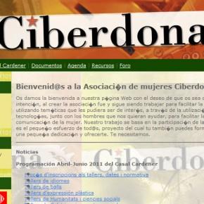 Asociación de mujeres Ciberdona