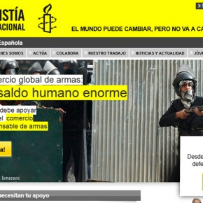 Amnistía Internacional - Violencia de Género (España)