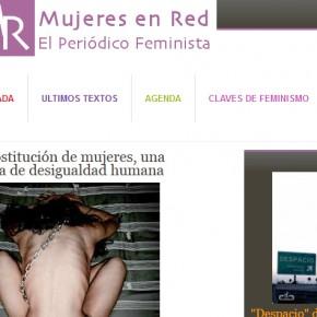 Mujeres en Red. El periódico feminista