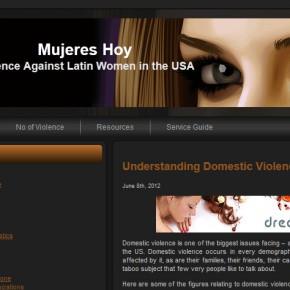 Mujeres Hoy. Portal No + Violencia Contra las Mujeres