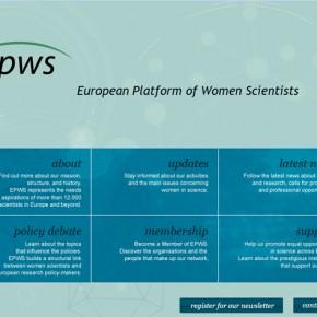 EPWS European Platform of Women Scientists