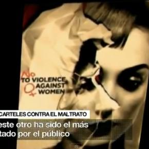Día Mundial contra la violencia de género, La 2 Noticias