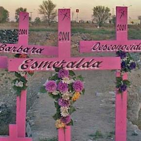 Una gallega contra el feminicidio