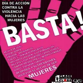 La violencia contra las mujeres aumentó un 3% el año pasado en Euskadi