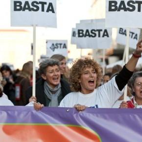 La violencia machista y la breca salarial lastran la igualdad en la Unión Europea