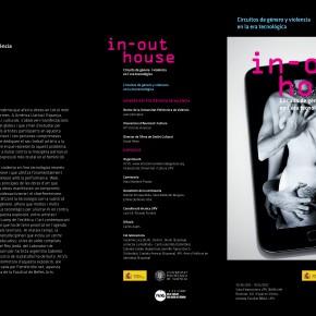 In-Out House. Circuitos de género y violencia en la era tecnológica (Desplegable)