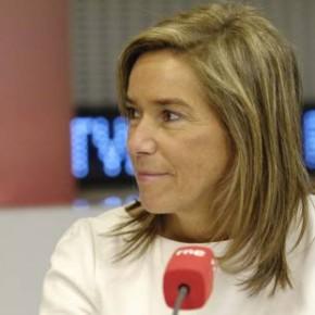 """Ana Mato sigue empleando el término """"violencia en el entorno familiar"""" en relación al asesinato de Sevilla"""