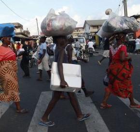 Liberia, violencia a flor de piel
