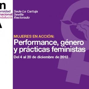 Curso: Mujeres en acción: performance, género y prácticas feministas