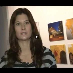 La muestra In-Out House en la Televisión de la UPV