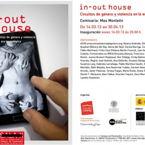 In-Out House en la Sala-X, Universidad de Vigo