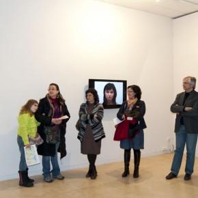 Reportaje fotográfico inauguración In-Out House en la Sala-X, Universidad de Vigo