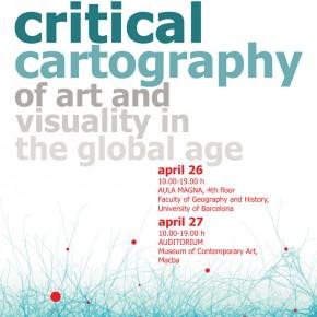 ACVG en el Congreso Internacional Cartografía crítica del arte...