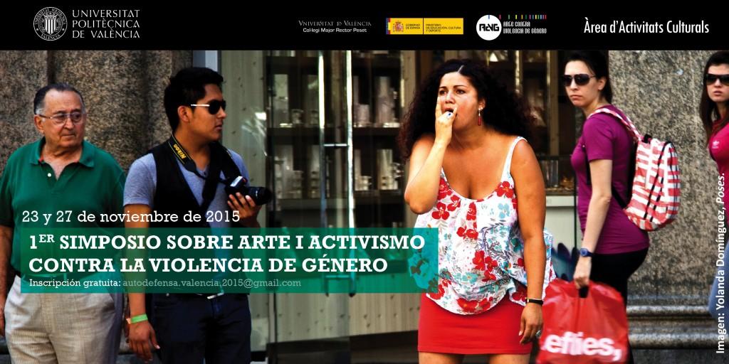 I Simposio sobre arte y activismo contra la violencia de género