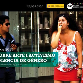23 y 27 de Noviembre. Ier SIMPOSIO SOBRE ARTE Y ACTIVISMO CONTRA LA VIOLENCIA DE GÉNERO