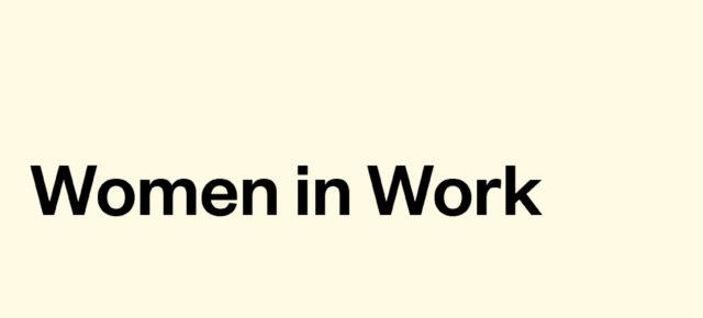 Próximamente publicación digital del catálogo de la exposición Women in Work.  Mujer, Arte y Trabajo en la globalización