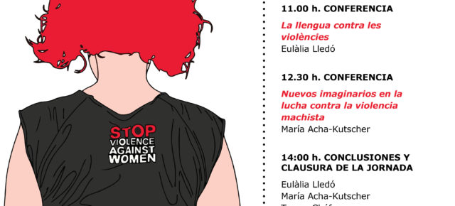 Matricula Abierta: II JORNADA SOBRE ARTE Y ACTIVISMO CONTRA LA VIOLENCIA DE GÉNERO / 23 noviembre