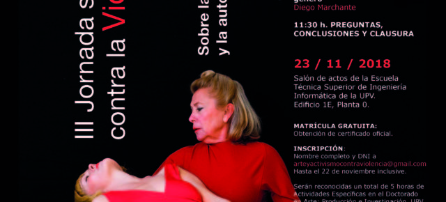 III JORNADA SOBRE ARTE Y ACTIVISMO CONTRA LA VIOLENCIA DE GÉNERO. Sobre la educación sexual, el arte transmedia y la utorrepresentación en las redes sociales